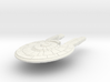Colonial Corvette Carrier (No Turrets) 3d printed
