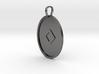 Ingwaz Rune (Elder Futhark) 3d printed