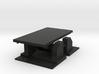 SCX-10 Rear Mount Nest for 4dr JK Hardbody 3d printed