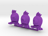 Eggpo 3-Pack, Multiple Scales 3d printed