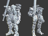 The Memory Knight 3d printed