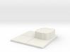 2x2_rough_cornerpillar 3d printed