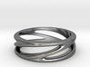Matel Ring 3d printed