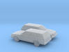 1/160 2X 1985-89 Plymouth Reliant Station Wagon 3d printed