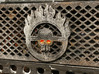 V-Pattern Grill for RC4WD D90/D110 3d printed