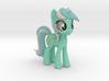 Lyra Heartstrings 3d printed