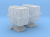 1/87 Scale JNK Power Droid 3d printed
