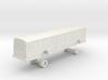 HO Scale Bus Gillig Phantom Capital Metro 1100s 3d printed