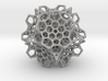 Christmas tree decoration ornament - 120cell_B3_r5 3d printed
