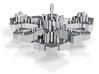 Atlantis City-ship 3d printed