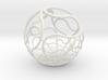 YyI Sphere 3d printed