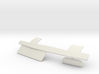 RCN071 Review mirror panel for Toyota 4Runner PL 3d printed