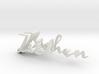 3dWordFlip: Zichen/Qi 3d printed