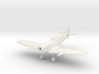 Spitfire LF Vc Wheels Down 3d printed