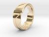 GD Ring (Choose Size Below) 3d printed
