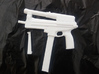 1/6 jatimatic smg 57.5mm final version..as used in 3d printed 2 part model