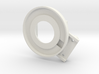 rampage_encoder_mount_right_back 3d printed