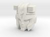 Submarauder/Alchemist Prime Face 3d printed
