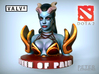 Queen of Pain #DOTA2 #Valve 3d printed