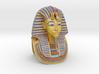 King Tut's Golden Death Mask 3d printed