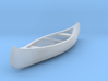 Canoe Accurate in O Scale 3d printed