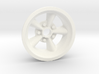 1:8 Front American Five Spoke Wheel 3d printed