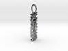 Angeldevil Tag Pendant : Resonator range 3d printed
