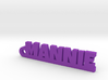MANNIE_keychain_Lucky 3d printed