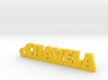 CHAVELA_keychain_Lucky 3d printed