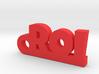 ROI_keychain_Lucky 3d printed