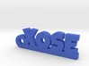 XOSE_keychain_Lucky 3d printed