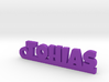 TOHIAS_keychain_Lucky 3d printed