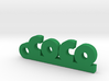 COCO_keychain_Lucky 3d printed