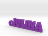 JULINA_keychain_Lucky 3d printed