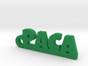 PACA_keychain_Lucky 3d printed