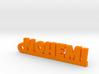 NOHEMI_keychain_Lucky 3d printed