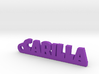 CARILLA_keychain_Lucky 3d printed