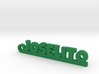 JOSELITO_keychain_Lucky 3d printed
