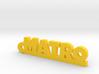 MATRO_keychain_Lucky 3d printed