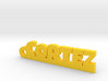 CORTEZ_keychain_Lucky 3d printed