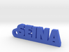 SEINA_keychain_Lucky 3d printed