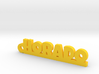 HORADO_keychain_Lucky 3d printed
