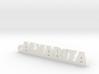 ALVARITA_keychain_Lucky 3d printed