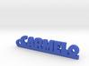 CARMELO_keychain_Lucky 3d printed