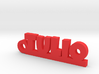TULIO_keychain_Lucky 3d printed