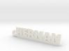 HERNAN_keychain_Lucky 3d printed