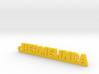HERMELINDA_keychain_Lucky 3d printed