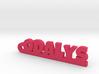 ODALYS_keychain_Lucky 3d printed
