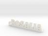 ROSALIA_keychain_Lucky 3d printed
