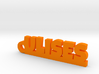 ULISES_keychain_Lucky 3d printed